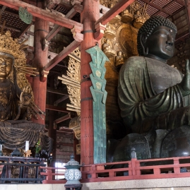 Nara - The Great Buddhas