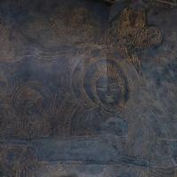 Nara - Bodhisattvas Incised on Lotus Petal Pic 2