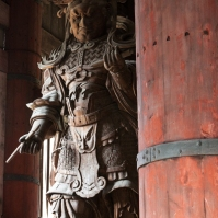 Nara - Komukiten the guardian