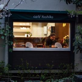 Cafe Yoshiko - Kyoto