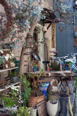 Cafe Mazekoze - Nagano
