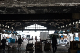 Tsukiji - one of the many sheds
