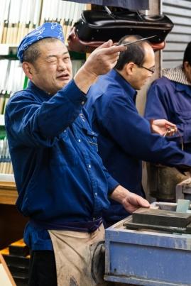 Tsukiji - knife sharpener