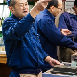 Tsukiji - knife sharpener