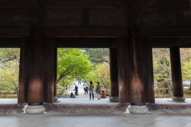Sanmon Gate - pause pic 2