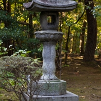 Konchi-in Temple - Lantern