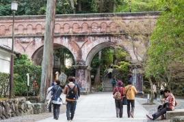 Nanzen-ji Suirokaku Aquaduct pic 1