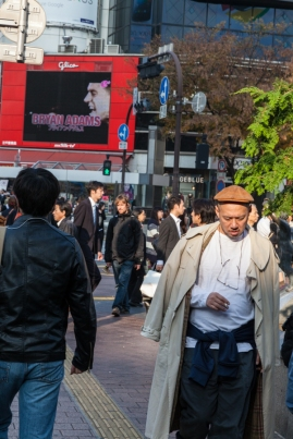 Shibuya Crossing - Cool Dude