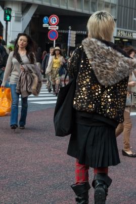 Shibuya Crossing - Style Clash Approaching