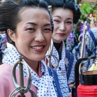 Omikoshi - Waiting to Begin