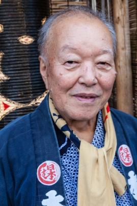 Omikoshi - The Head Man