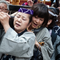 Omikoshi - Women Power