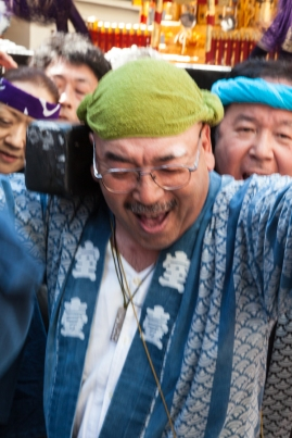 Omikoshi - Success!