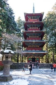 Nikko - Five Storey Pagoda