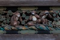 Nikko - Three Wise Monkeys