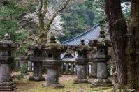 Nikko - Lanterns & Cherry Blossom