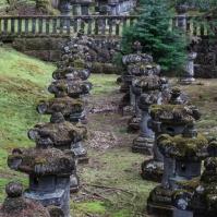 Nikko - Lantern Rows