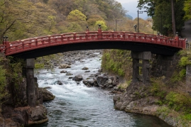 Nikko - Shinkyo Bridge