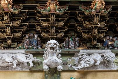 Nikko - Carvings (pic 1)