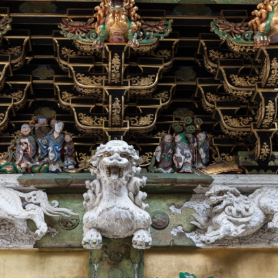 Nikko - Carvings (pic 1)