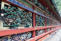 Nikko - Wall Carvings