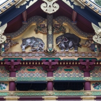 Nikko - Imaginary Elephant Sculpture