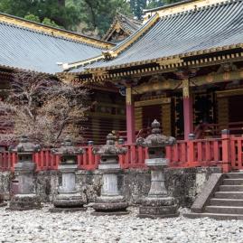 Nikko - Sacred Warehouse - Nakajinko