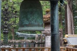 Nikko - Korean Bell at Toshogu Shrine