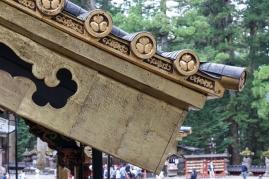 Nikko - Kamijinko Roof Detail