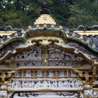 Nikko - Karamon Gate Detail