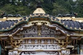 Nikko - Karamon Gate Detail