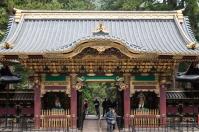 Nikko - Yashomon Gate at Taiyuin Shrine