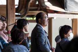 Spellbound at Ryoanji - pic 1