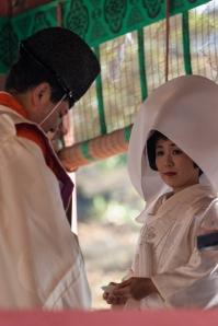Attentive Bride