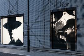 Dior at Ginza