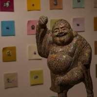 Ginza Galleries - Jovial Buddha