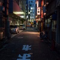 Laneway Bar at Ginza