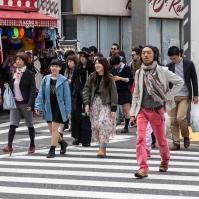 Takeshita Street on a weekday - pic 2