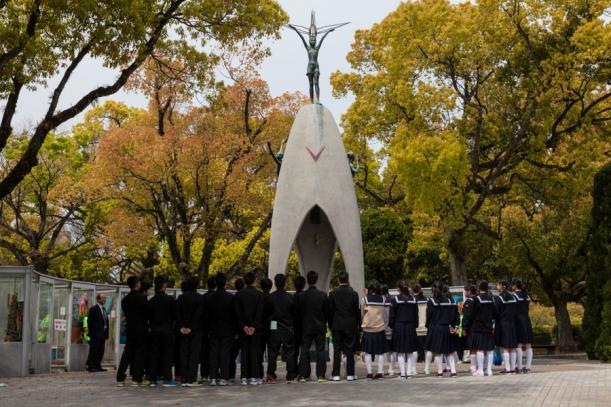 Children's Peace Monument - pic 1