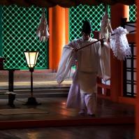 Priest in Main Shrine