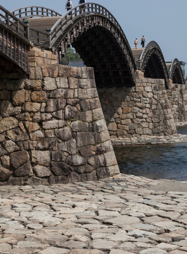 Kintaikyo Bridge - pic 1