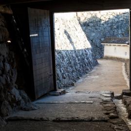 Himeji Castle - defence - pic 1