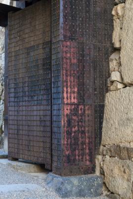 Himeji Castle - defence - pic 2