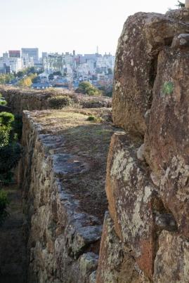 Himeji Castle - Inner Wall