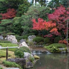 Gardens at Taizo-in