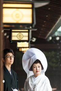 Shinto wedding - pic 3