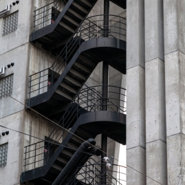 Dotonbori Stairs
