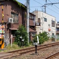 Living beside the tracks