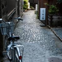 Cobbled Streets of Kagurazaka