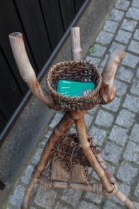 Promotional Card Holder